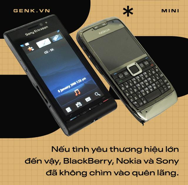 Cái chết tức tưởi của BlackBerry là minh chứng cho thấy không có thứ gì gọi là tình yêu công nghệ cả - Ảnh 3.