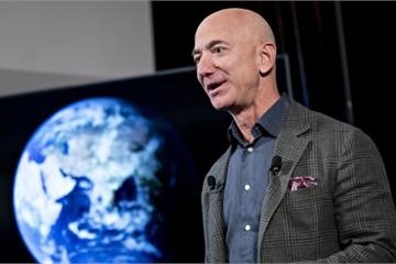 Ông chủ Amazon chi 10 tỷ USD chống biến đổi khí hậu