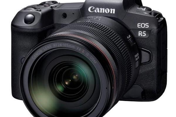 Canon sẽ phát triển dòng máy ảnh không gương lật full-frame EOS R5 thế hệ tiếp theo