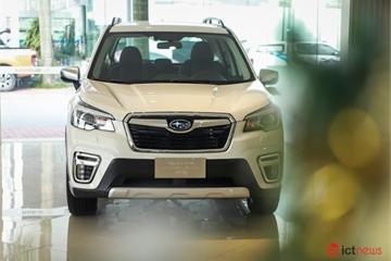 Subaru Forester 2019 giảm giá mạnh, cạnh tranh Honda CR-V và Mazda CX-5