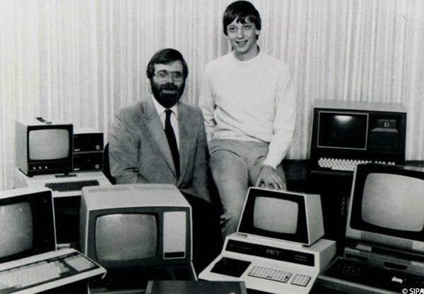 Bill Gates chinh thuc roi khoi Microsoft hinh anh 3 bill_gates_paul_allen.jpg