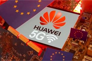 Mỹ nói không có lý do gì để EU sử dụng công nghệ 5G của Huawei