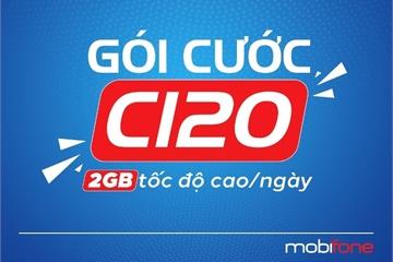 """Mách nước cách chọn gói data """"Lướt"""" net thả ga, gọi thoại thỏa thích"""" - gói cước C120 của MobiFone"""