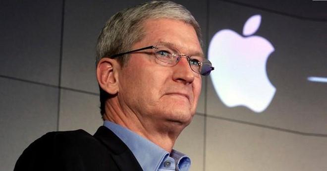 Cuon sach dang khien Apple so hai hinh anh 2 CEO_Apple_Tim_Cook.jpg
