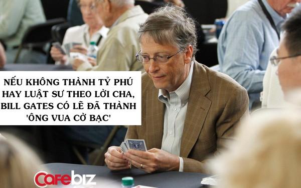 Tuổi trẻ khiến cha mẹ 'cạn lời' 5 lần 7 lượt của Bill Gates: Ham chơi, mê cờ bạc và đặc biệt thích trái lời người lớn! - Ảnh 1.