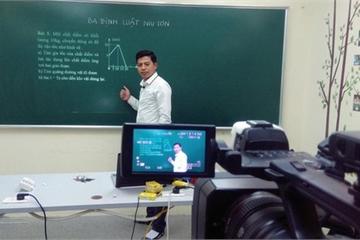 Hà Nội dạy học trên truyền hình cho học sinh lớp 9, lớp 12 từ hôm nay