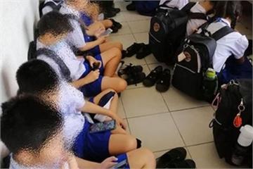 Học sinh 8 tuổi nhiễm Covid-19, trường học 2.500 trẻ phải đóng cửa