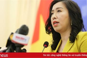 Việt Nam phản ứng việc Trung Quốc đăng 'đường 9 đoạn' trên Facebook Đại sứ quán