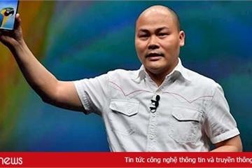 """CEO Bkav Nguyễn Tử Quảng """"đốt đuốc"""" tìm người giúp Bphone giao tiếp hoàn toàn bằng tiếng Việt"""