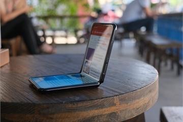 Hướng dẫn sử dụng Galaxy Z Flip khi đang gập