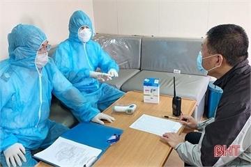 Hà Tĩnh cách ly 9 người trở về từ vùng dịch Covid-19 ở Hàn Quốc