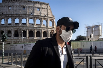 'Bệnh nhân số 1' nhiễm Covid-19 khiến 50.000 người cách ly tại nhà ở Italy