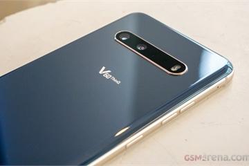 LG V60 ThinQ 5G ra mắt với pin 5.000mAh, phụ kiện hai màn hình