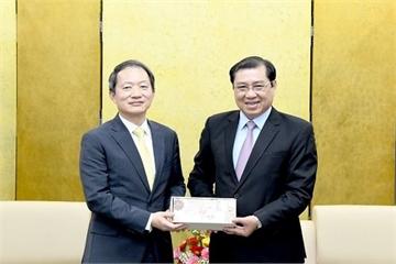 Năm 2020, Đà Nẵng bắt tay Hàn Quốc xây dựng thành phố thông minh