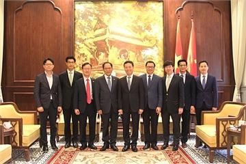 Doanh nghiệp Việt Nam – Hàn Quốc có thể hợp tác nghiên cứu sản xuất thiết bị 5G
