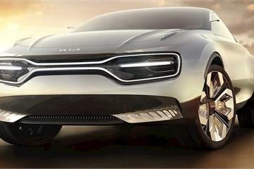 Logo mới của hãng Kia sẽ xuất hiện vào tháng 10 tới?