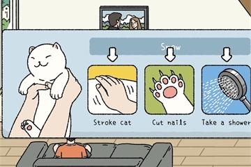 Hướng dẫn chơi Adorable Home, game mô phỏng chăm sóc mèo đang rất được yêu thích