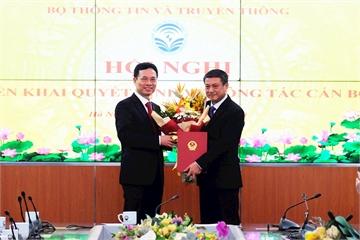 Thứ trưởng Bộ TT&TT Phạm Hồng Hải nghỉ hưu từ ngày 1/3/2020