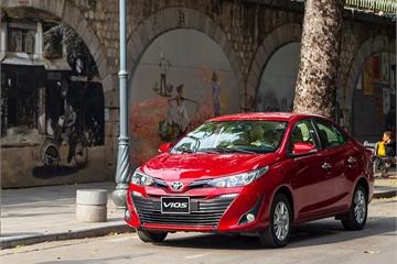 Giá xe Toyota Vios tại đại lý tháng 3/2020