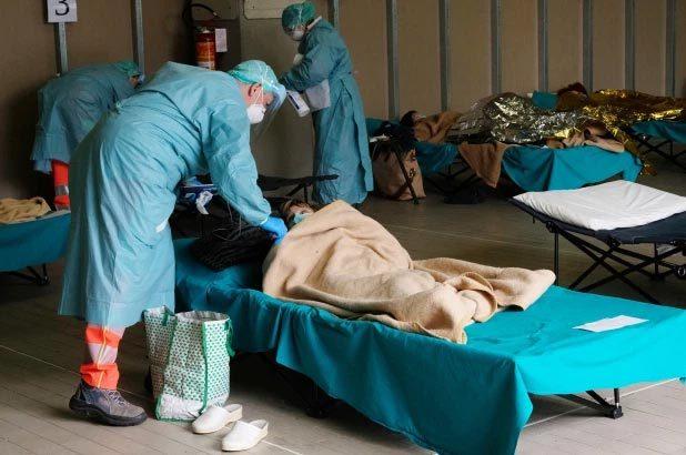 Italia vượt TQ về số ca tử vong, châu Á lo 'nhập khẩu' Covid-19