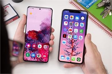"""5 tính năng iPhone 11 """"ăn đứt"""" Galaxy S20"""