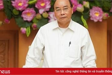 Thủ tướng: Người đứng đầu bộ, ngành, địa phương gương mẫu sử dụng chữ ký số cá nhân, xử lý công việc online