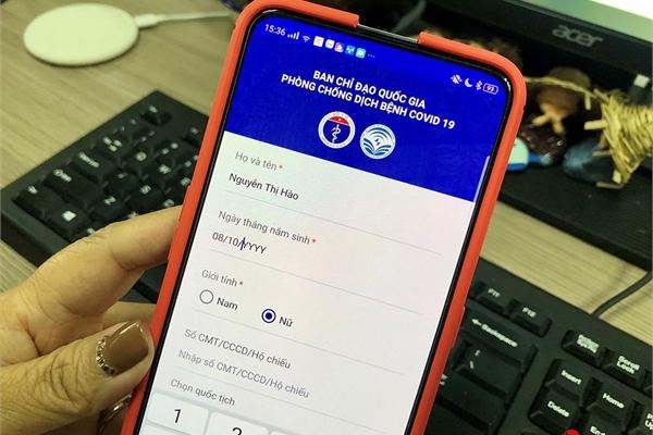 Nhiều doanh nghiệp công nghệ Việt khuyến nghị nhân viên khai báo y tế qua app NCOVI