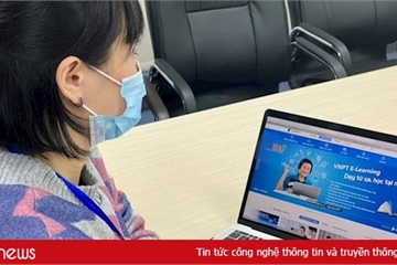 Các ứng dụng học trực tuyến tăng trưởng vượt bậc, người dùng ngày càng quen với việc học từ xa
