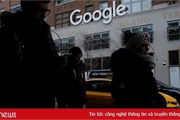 Google khuyên tất cả nhân viên tại Anh, châu Âu, Trung Đông, châu Phi làm việc ở nhà