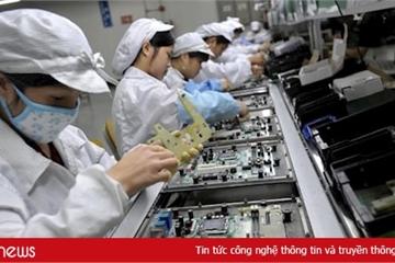 Foxconn khẳng định không còn lo thiếu công nhân do Covid-19