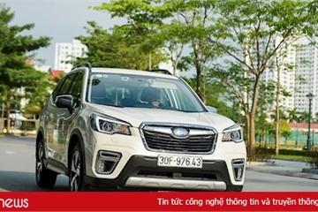 """""""Mắt thần"""" EyeSight: Sự hấp dẫn của Subaru"""