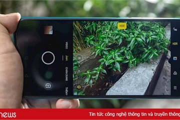 Trải nghiệm camera Realme C3: Chụp nét, nhiều chế độ hỗ trợ