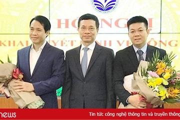 Bộ TT&TT bổ nhiệm lãnh đạo phụ trách Trung tâm Internet Việt Nam