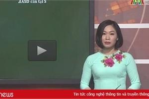 Lịch học trực tuyến trên Đài Truyền hình Hà Nội tuần này