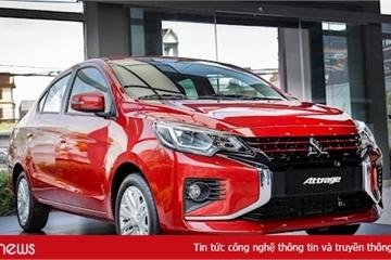 Mitsubishi Attrage 2020 chính thức ra mắt: giá từ 375 triệu đồng, tham vọng tạo đột phá như Xpander