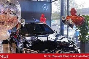 Quang Hải tậu xe Mercedes-Benz GLC 300 4Matic giá 2,4 tỷ đồng