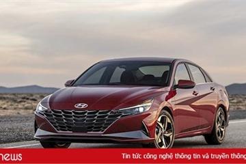 Hyundai Elantra 2021 ra mắt với thiết kế hoàn toàn khác biệt