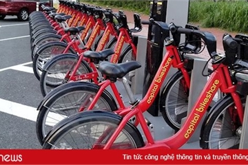 Hà Nội sắp thí điểm cho thuê xe đạp điện chia sẻ, dùng ứng dụng trên điện thoại thông minh