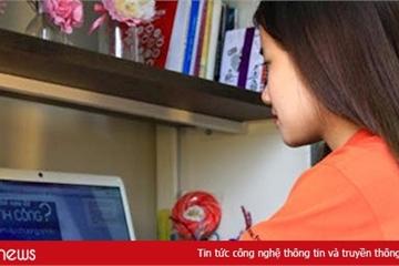 Học sinh lớp 11, 12 toàn thành phố Hà Nội ôn tập trực tuyến qua hệ thống Hanoi Study