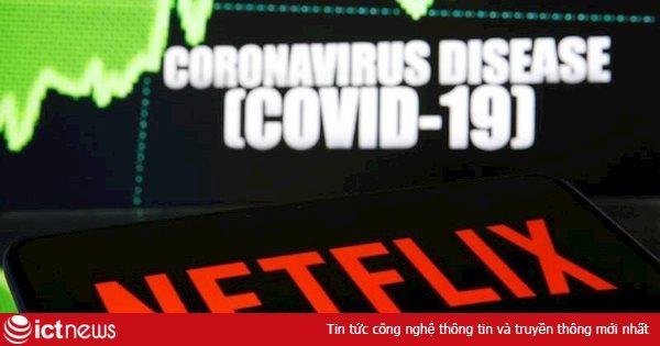 EU cảnh báo nhà mạng không bóp băng thông trong dịch Covid-19