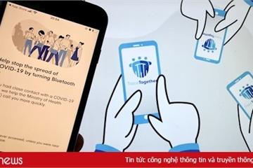 Singapore kêu gọi người dân đăng ký ứng dụng theo dõi Covid-19