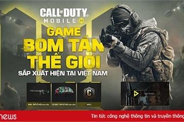 5 điều thú vị về Call of Duty: Mobile – tựa game sắp ra mắt tại Việt Nam