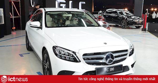 Loạt xe sang ồ ạt đổ bộ vào thị trường Việt