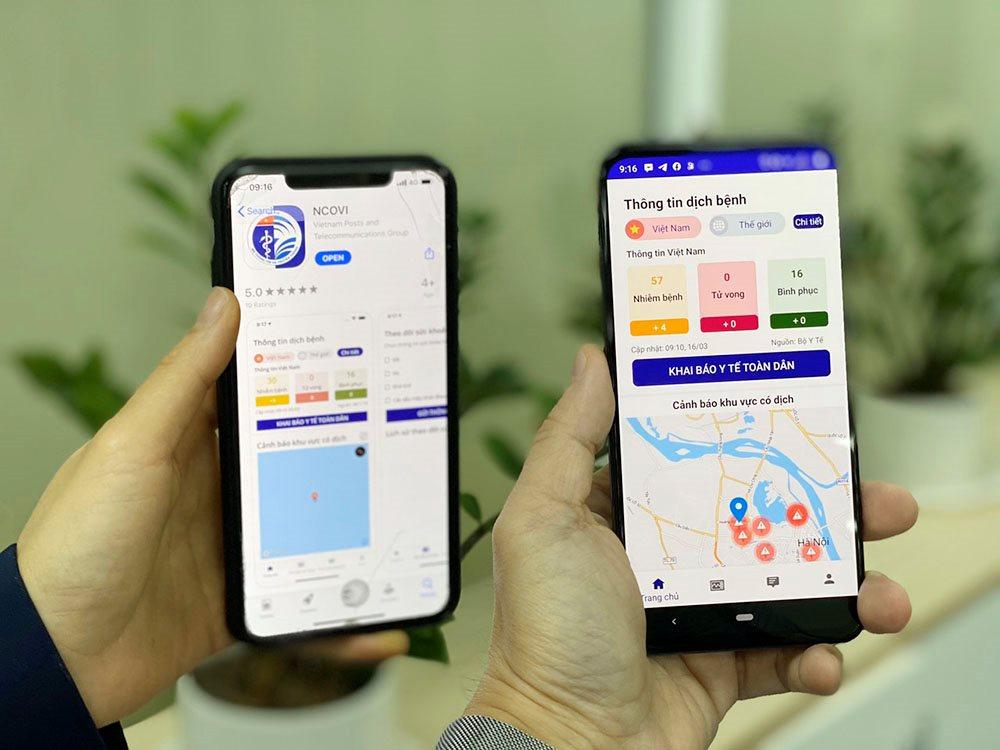 Ứng dụng NCOVI đạt gần 3,9 triệu lượt tải, hơn 4 triệu bản khai y tế tự nguyện | Hà Nội đề nghị báo chí tuyên truyền, khuyến khích người dân khai báo y tế qua app NCOVI