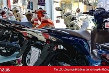 """Giá xe Honda SH, SH Mode, Vision...đồng loạt giảm mạnh """"cứu"""" thị trường ảm đạm"""
