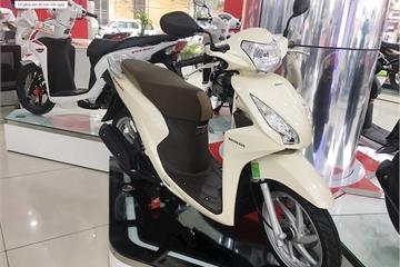 Doanh số xe máy Honda Việt Nam giảm mạnh chưa từng thấy