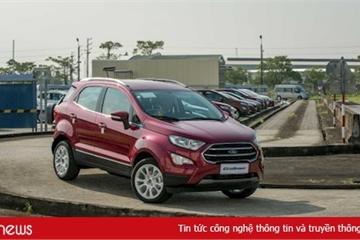Ford tạm ngừng sản xuất xe tại Việt Nam từ 26/3 vì dịch Covid – 19