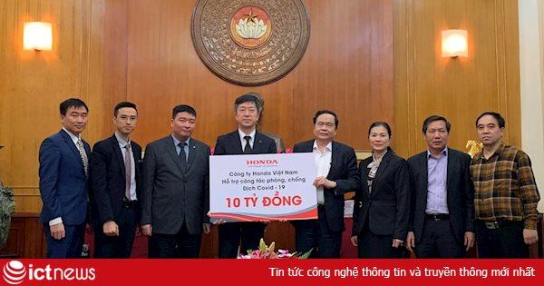 Các đại gia xe tại Việt Nam ủng hộ hàng chục tỷ đồng chung tay chống dịch Covid – 19