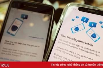 Singapore cho lập trình viên quốc tế tiếp cận mã nguồn phần mềm theo dõi Covid-19