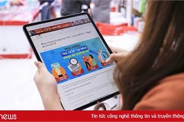 """iPad """"mạnh hơn laptop"""" bắt đầu về Việt Nam, giá từ 26,9 triệu đồng"""